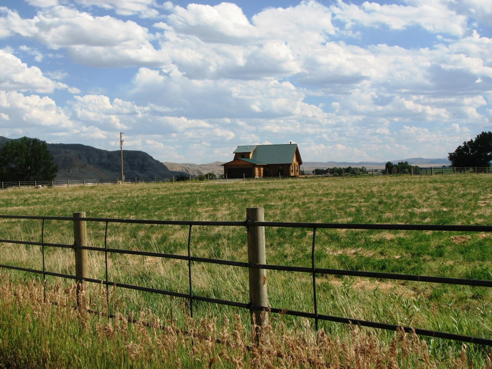 Log Home Cody Wyoming Log Home for Sale Canyon Real
