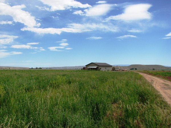 Wyoming Home for Sale with Acreage